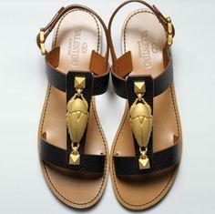Valentino 'Scarab' Sandal