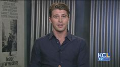 KCL - 'Inside Llewyn Davis' actor, Garrett Hedlund on upcoming projects