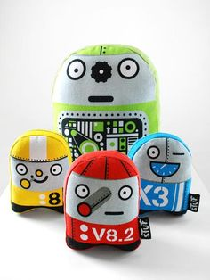 Robot Stuf Collection