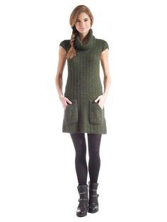 Abito in maglia con maniche corte | Motivi Shop Online