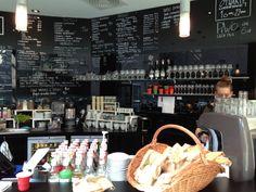 Świetlica Cafe at CK Zamek, Poznan, Poland