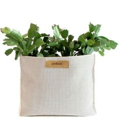 Jardisac rethinks potted plants with their lightweight, breathable pots made from a durable, resistant canvas that's designed to last. Rectangular Planters, Pot Lights, Garden Pots, Outdoor Gardens, Planter Pots, Cool Designs, Reusable Tote Bags, December, Red Flowers