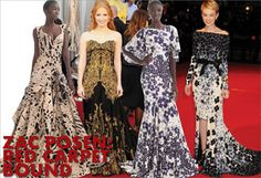 Red Carpet Bound: our predictions for Zac Posen 's resort gowns!