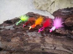 Surf Flies for Surf Perch