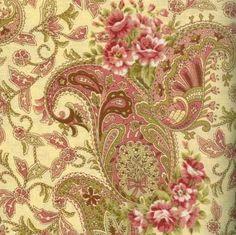 RJR Fabrics Boxwood House by Robin Pandolph QuiltFabricCloseouts.com