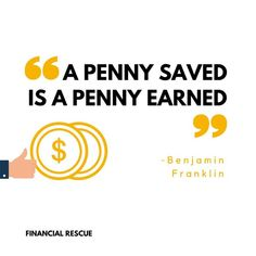 Remember to always be cautious of your money and have savings Financial Tips, Financial Literacy, Benjamin Franklin, Finance, Chart, Money, Silver, Economics