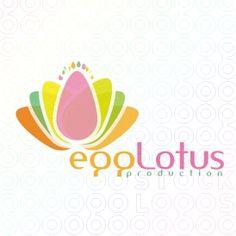 Egg Lotus Logo.