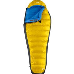 The North Face Gold Kazoo Sleeping Bag: 30 Degree Down