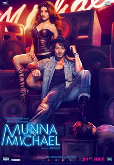 Munna Michael All Ratings,Reviews,Songs,Videos,Trailers,Bookings and News