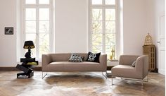  Mell by DDC Domus Design Collection, a collection of elegant minimalist furnishings. Sofa Design, Furniture Design, Smart Furniture, Furniture Decor, Interior Design Magazine, Couch Table, Coffee Table Design, Living Room Modern, Living Rooms