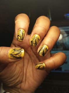 @haute_nails tphaeulz.wix.com/naild4life #stamping #colorclub #jenesaisquoi