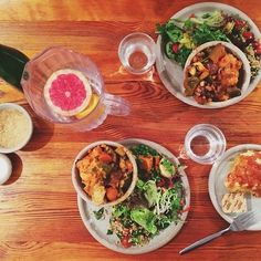 Food For Thought | 21 Unmissable Vegan Places In London