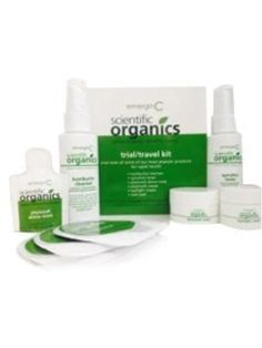 emerginC scientific organics trial/travel set by EmerginC -- Awesome products selected by Anna Churchill