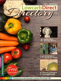 Lowcarb Direct Issue 1 Cover