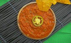 Tortilla sosu ve cips sosu olarak kullanabileceğiniz, Meksika mutfağının lezzeti Salsa Sos Tarifi MigrosTV'de.