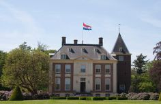 Huis Verwolde, Laren, Netherlands, built in 1776.