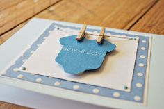 baby congratulations card boy oh boy card its a by oscarandollie Baby Congratulations Card, Bakers Twine, Handmade Baby, Baby Cards, Baby Shower, Gifts, Babyshower, Favors, Baby Showers