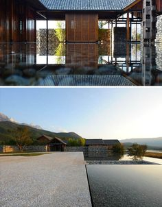 Mountain Abode: Rural Chinese Home Radiates Simplicity