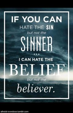 Live and let Live To each their own Agnostic If one can love the sinner, but hate to sin. Why can't one also not be respected to hate the belief, but Love the believer ❤️❤️❤️ s Losing My Religion, Anti Religion, Religion Humor, Atheist Quotes, Humanist Quotes, Atheist Humor, Thought Provoking, In This World, Me Quotes