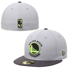Men's Golden State Warriors New Era Gray/Graphite 59FIFTY Fitted Hat, Price: $34.99 https://twitter.com/NBACapsHats/status/690655461557833728