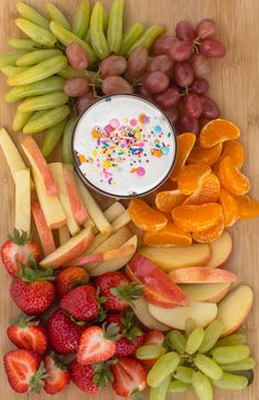 A Fruit Board Perfec