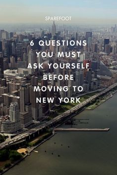 Should you move to New York? Like other hopeless romantics and ambitious go-getters, you've always dreamed of living in New York, New York—the city so nice, they named it twice. The sights, sounds, and even some of the smells, all seem so exciting. Well, before you book your one-way ticket or rent that Penske, here are a few questions that will help you decide if you should move to New York or not.