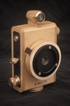 Karlos No.100 6x6 pinhole camera with 36mm focal length. in Cameras & Photography, Film Photography, Film Cameras | eBay!