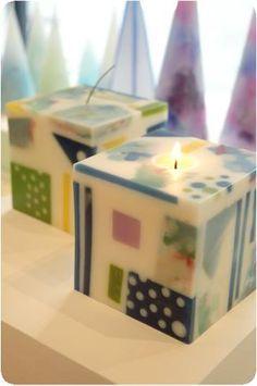 Resultado de imagen para Декоративные свечи Elem Candle