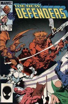 The Defenders (Volume) - Comic Vine