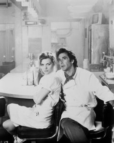 Al Pacino & Michelle Pfeifer, Frankie and Johnny