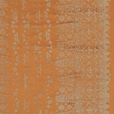 Nice burnt orange - Donghia