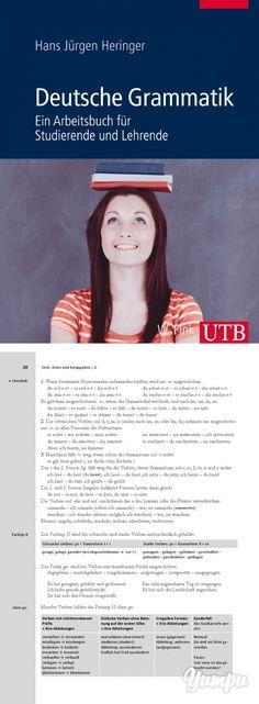 Leseprobe zum Titel: Deutsche Grammatik - Die Onleihe - Magazine with 6 pages: Leseprobe zum Titel: Deutsche Grammatik - Die Onleihe