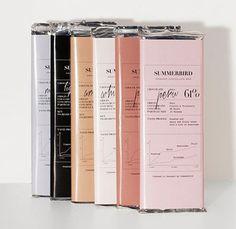 Packaging we like / Chocolate / Pastel Tones / packaging design / brand package / design inspiration / дизайн упаковки шоколада Web Design, Logo Design, Website Design, Graphic Design Branding, Label Design, Typography Design, Layout Design, Custom Design, Lettering