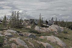 「荒野で朽ちていく飛行機」の風景:ギャラリー « WIRED.jp