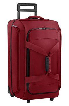 Briggs & Riley 'Transcend' Dual Compartment Wheeled Duffel Bag   Nordstrom