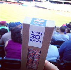 Happy 30th birthday, Ravi!