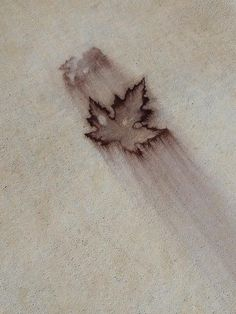 maple leaf tattoo minimalist - Google Search