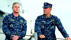 Adam Baldwin and Eric Dane in The Last Ship The Last Ship, Adam Baldwin, Skylar Astin, Eric Dane, James Maslow, Hottest Male Celebrities, Celebration Quotes, Celebrity Babies, Funny Design