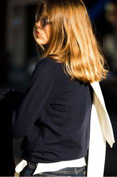Hair | Source: fashion-gone-rouge, via privé de sommeil
