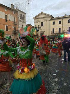 Civita Castellana, carnival, 2016