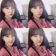 Kpop Girl Groups, Korean Girl Groups, Kpop Girls, Beautiful Asian Girls, Beautiful Women, Ulzzang Hair, Jung Eun Bi, Gfriend Sowon, G Friend