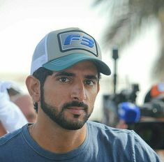 January 2017 - Prince Fazza attending the HH Sheikh Mohammed bin Rashid Al Maktoum Endurance Ride for Private Stables at Dubai International Endurance City. The photo was taken by the administrator of this page! Prince Crown, Royal Prince, Grey Hair Men, Prince Mohammed, Sheikh Mohammed, Arab Men, Dubai City, Handsome Prince, My Prince Charming