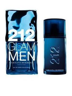 212 GLAM EDT SPRAY 3.4 OZ MEN by Carolina Herrera. $66.99. Enter technology with an aesthetic, neon twist it's time to rediscover 212 with a new season and a new adventure.. 212 GLAM Men captures bright colors and delirious energy for the ultimate glam slam.. More than a fragrance, 212 GLAM Men is an exclusive piece of art you'll want in your collection.. The metallic ice cube top shimmers over the transparent glass bottom, a beautiful contrast like that of a NYC...