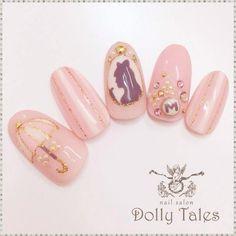 梅雨ネイル♪ | ネイルサロンDolly Tales