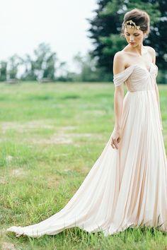 Honey and Magnolia Wedding Inspiration