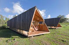 Galería de Cabañas Morerava / AATA Arquitectos - 8