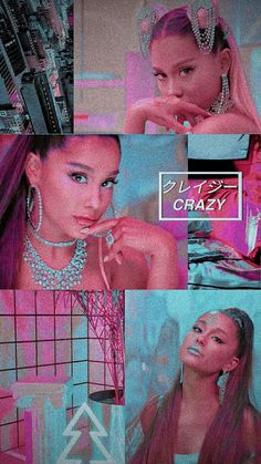 Ariana Grande Anime, Ariana Grande Photos, Ariana Grande Background, Ariana Grande Wallpaper, Aesthetic Iphone Wallpaper, Aesthetic Wallpapers, Vaporwave Anime, Aesthetic Lockscreens, Movies And Series