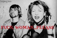 KURT TO FUCKIN.COURTNEY Courtney Love Hole, Kurt And Courtney, Kurt Cobian, Kurt Cobain Quotes, Nirvana Kurt Cobain, Love Drug, Donald Cobain, Beaux Couples, Estilo Rock