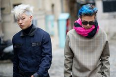 STREET-STYLE AWARDS: THE 45 BEST-DRESSED PEOPLE OF 2014 No. 42 — Taeyang And G Dragon