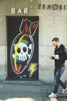 Calle Ferraz, 18 (Madrid). 2015
